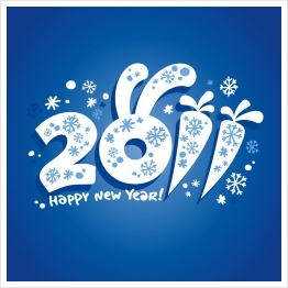 Happy New Ywar 2011