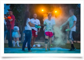 Jaylens Challenge 2013 Color Me Bully 5k Free Fun Run
