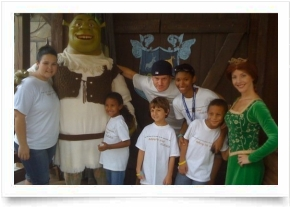 Celebrity VIP Tour of Disney