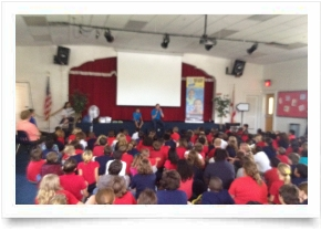 Jaylens Challenge Foundation - School Visit