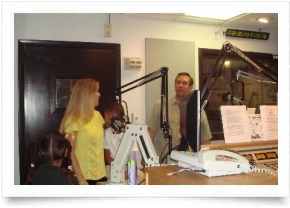 Radio Interview Jaylens Challenge